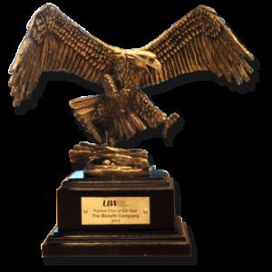 UBA Provider of the Year Award 2015