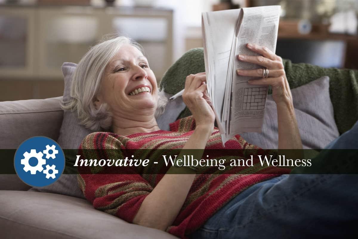 wellbeing versus wellness