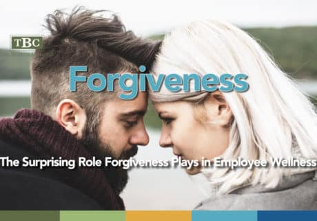The Surprising Role Forgiveness Plays in Employee Wellness