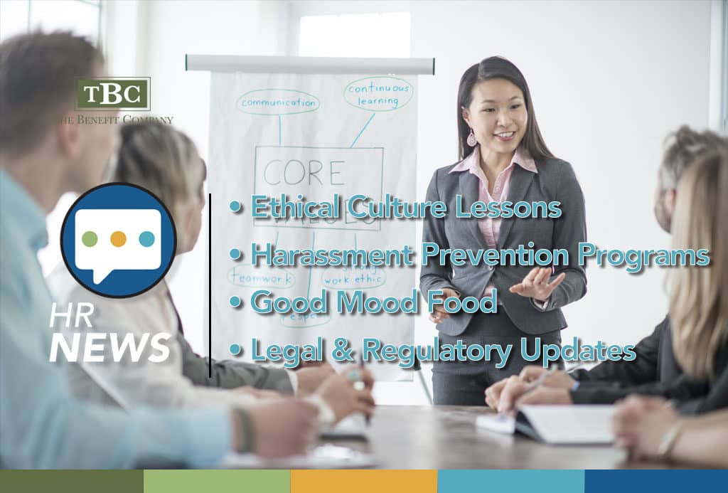 HR Newsletter June 2018