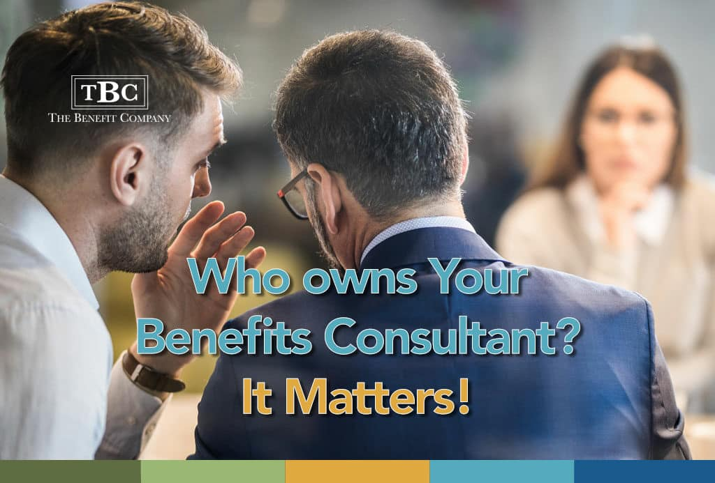 Benefits consulting