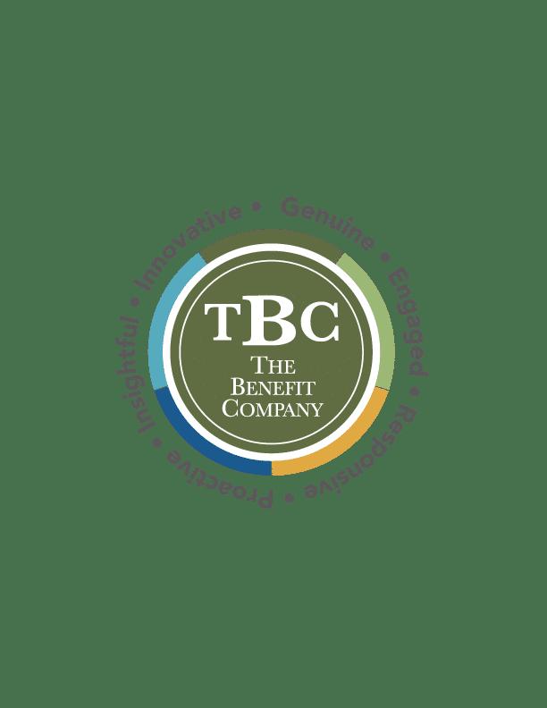 The Benefit Company Values